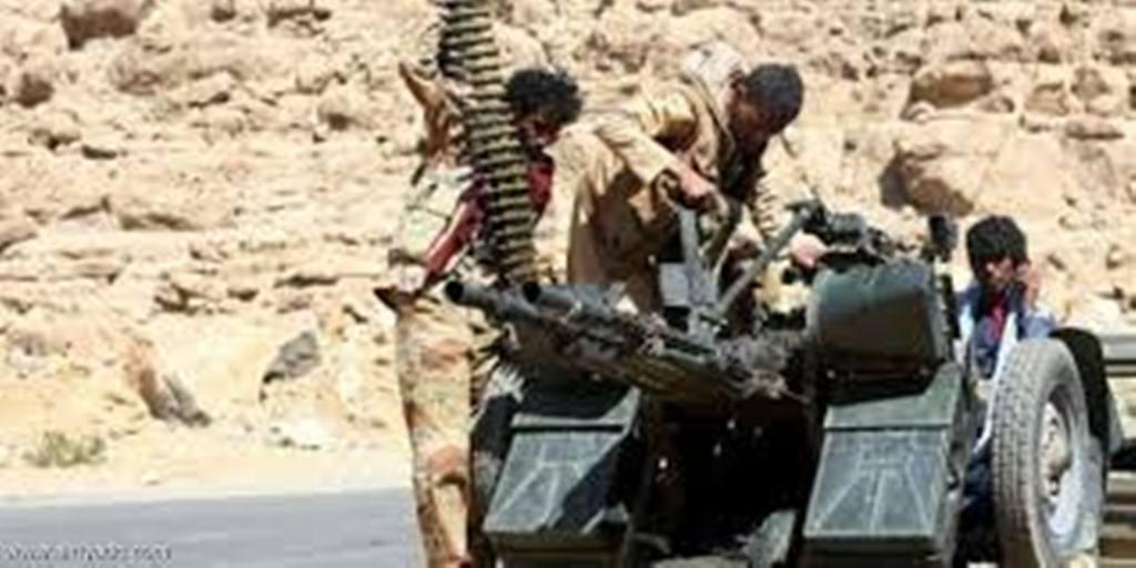 قوات الجيش الوطني تستعيد قرية الجيرات في مديرية صبر من يد الحوثيين بعد سيطرتهم عليها قبل يومين
