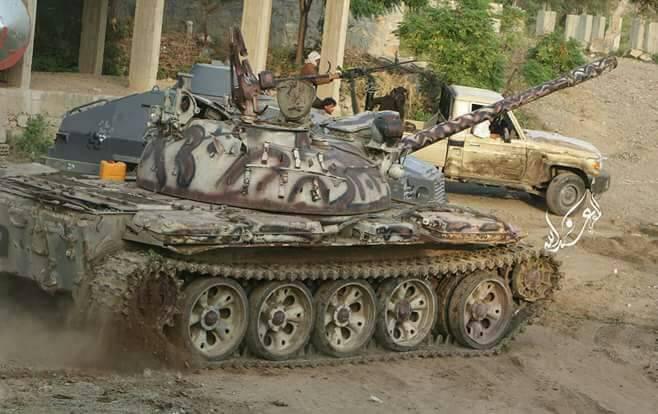"""هام.. """"كتائب ابو العباس"""" تمنع تعزيزات لمواقع الجيش الوطني وتتسبب بسقوط موقع بيد المليشيا.. تفاصيل"""