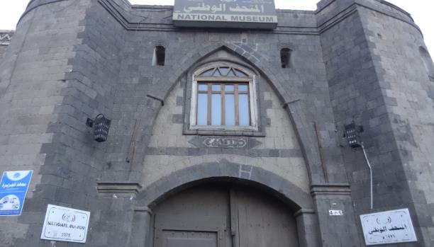 متاحف اليمن: تراث وطني عرضة للنهب والقصف