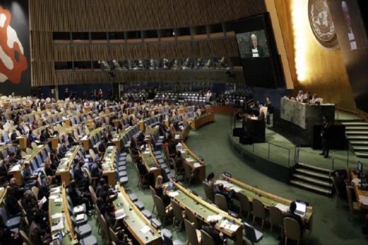 اغلبية كاسحة في التصويت لصالح قرار اممي يرفض اعتراف امريكا بالقدس عاصمة لاسرائيل