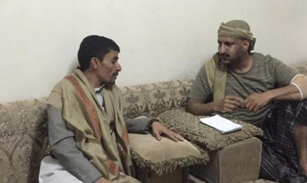 مصدر في حزب صالح: مسلحي جماعة الحوثيين خرقوا الهدنة وهاجموا منزل طارق صالح ويحاصرون منزل وزير الخارجية