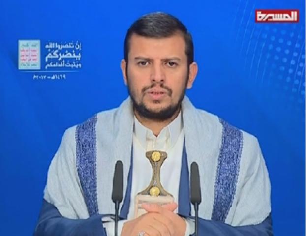 عبدالملك الحوثي مخاطبا المخلوع صالح: يا عيبتاه.. يا سواد وجهك يا قذر!