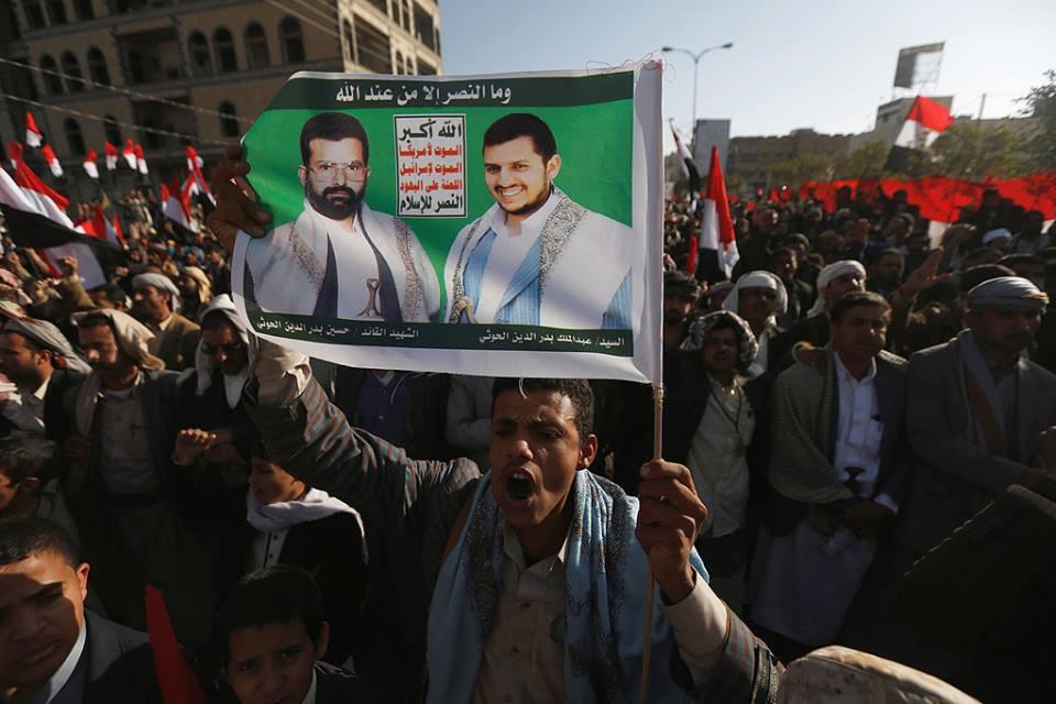 انتفاشة النهاية الحوثية