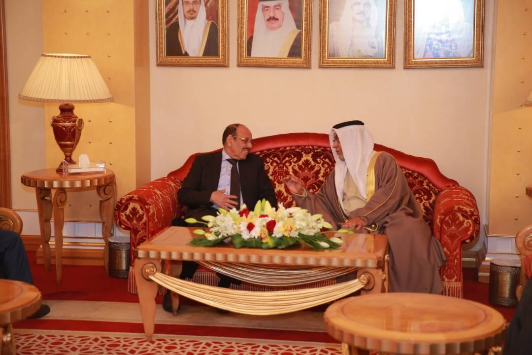 نائب رئيس الجمهورية يصل إلى البحرين للمشاركة في قمة الأمن الإقليمي