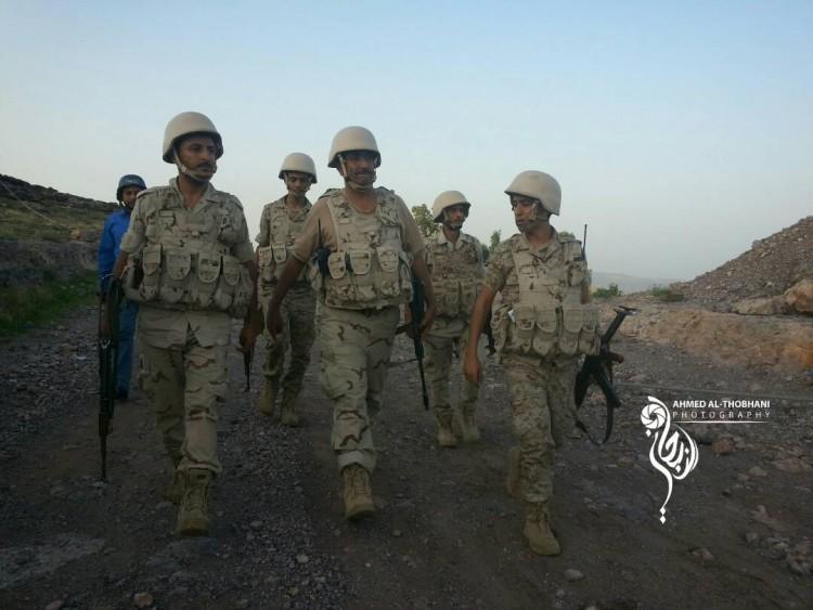 اللواء 35 مدرع التابع للجيش الوطني يطلق سراح جميع المعتقلين الموالين لحزب المؤتمر
