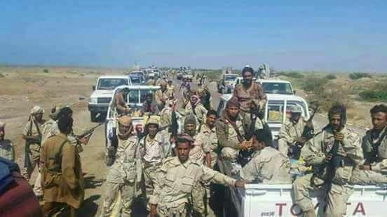 التحيتا.. ثالث مديرية تسقط بيد قوات الجيش الوطني في جبهة الساحل الغربي خلال 24 ساعة