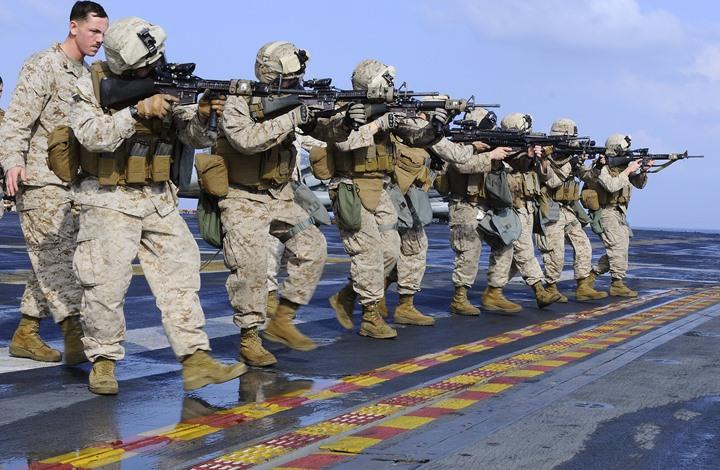 """تعرف على الدولة العربية التي رفضت دخول عناصر قوات """"المارينز"""" الأمريكية الى اراضيها"""