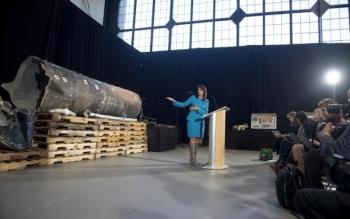 """امريكا تعرض ادلة دامغة تدين """"ايران"""" بانتهاك القرارات الدولية ودعم الارهاب.. صور"""