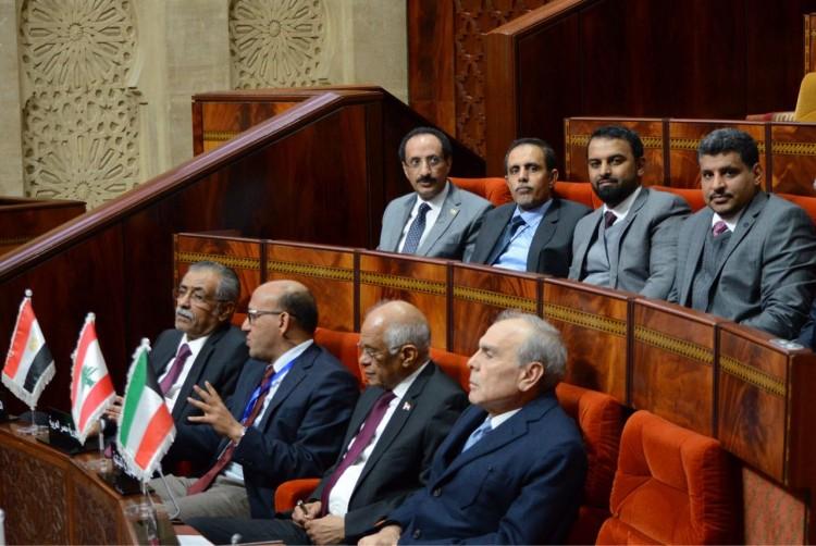 اليمن يؤكد ان فلسطين هي القضية المركزية