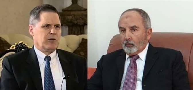تفاصيل لقاء رئيس حزب الاصلاح (اليدومي) بالسفير الامريكي لدى اليمن