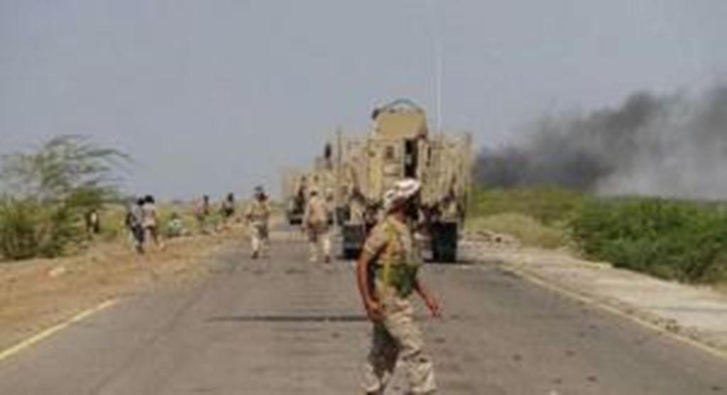 القوات الحكومية تعلن الإنتقال إلى معركة الأرض المفتوحة في صنعاء