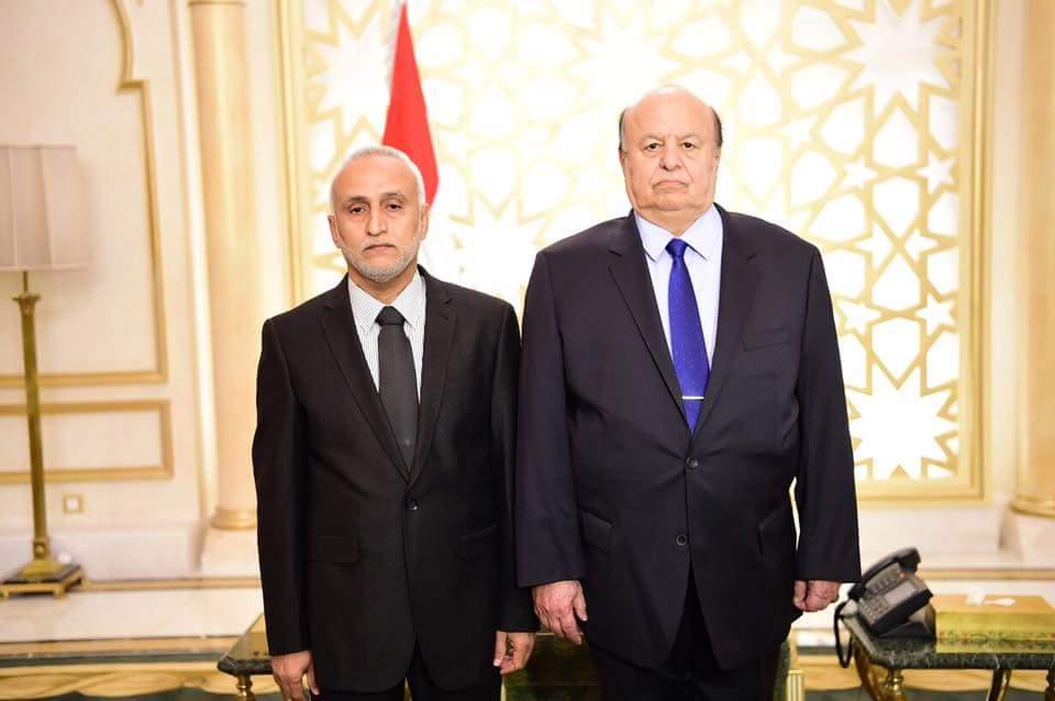 قرار جمهوري بإعادة تعيين عبدالله ابو الغيث محافظاً للحديدة