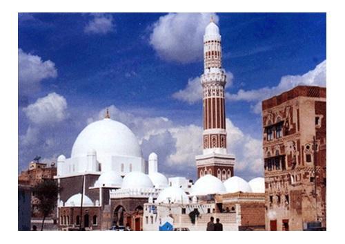 مليشيات الحوثي تدمر مسجداً في العاصمة اليمنية صنعاء