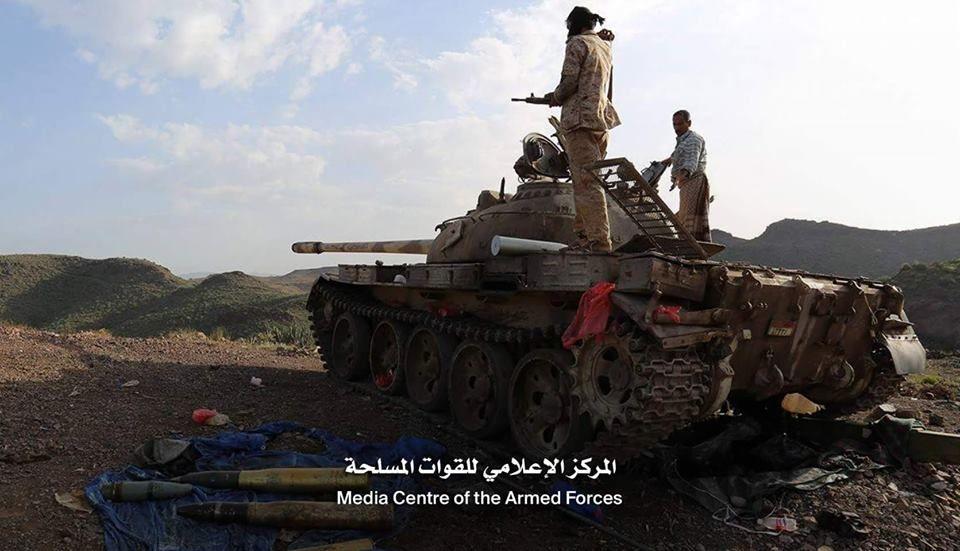 قوات الجيش الوطني تسيطر على تبة القناصين بعد نحو عام من المحاولات وتتقدم شرق صنعاء