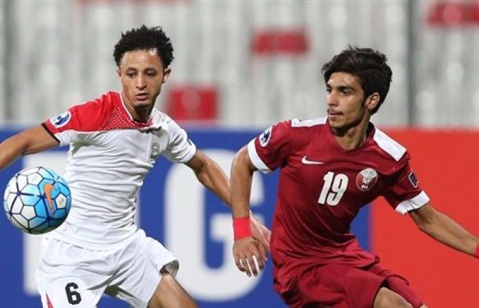 منتخب اليمن يتلقى خسارة قاسية في اولى مبارياته بخليجي 23 امام قطر