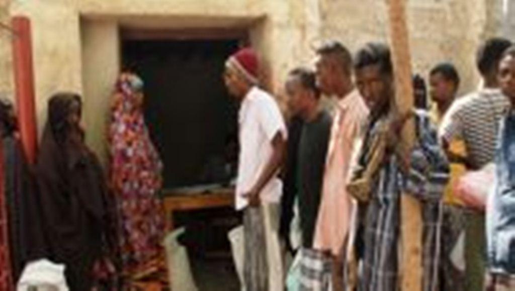منظمة الهجرة الدولية تعلن إجلاء 100 مهاجر إثيوبي من اليمن