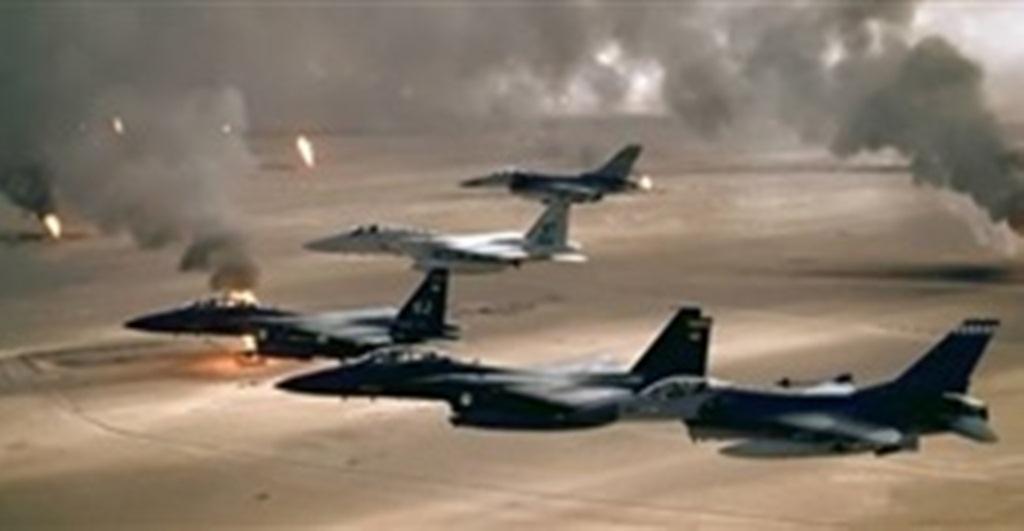 طيران التحالف العربي يشن 7 غارات على أهداف للمليشيات شرقي صعدة