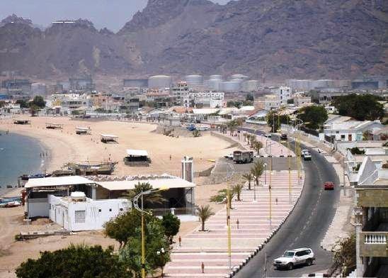 نائب وزير حقوق الانسان ومحامي الجمهورية يزوران النيابة الجزائية المتخصصة بقضايا الارهاب في عدن