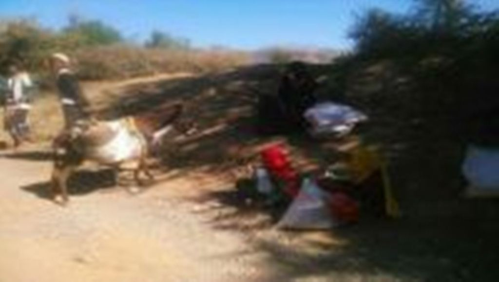 تقرير لشبكة الراصدين المحليين في تعز يكشف عن حجم الانتهاكات التي يتعرض لها المواطنون في قرى منطقة الحيمة