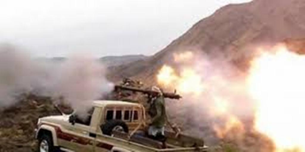 البيضاء: مليشيا الحوثي تقصف منازل المواطنين في مديرية مسورة وتقنص مواطن في ذي ناعم