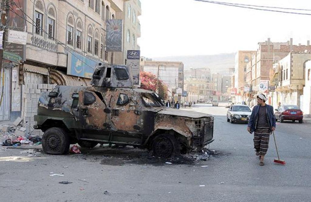 مليشيا الحوثي تشن حملة اعتقالات واسعة في العاصمة صنعاء