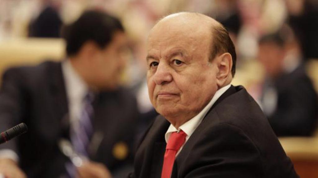 الرئيس هادي يعزي في استشهاد العميد محمد الحاوري والعقيد عبدالله عابد