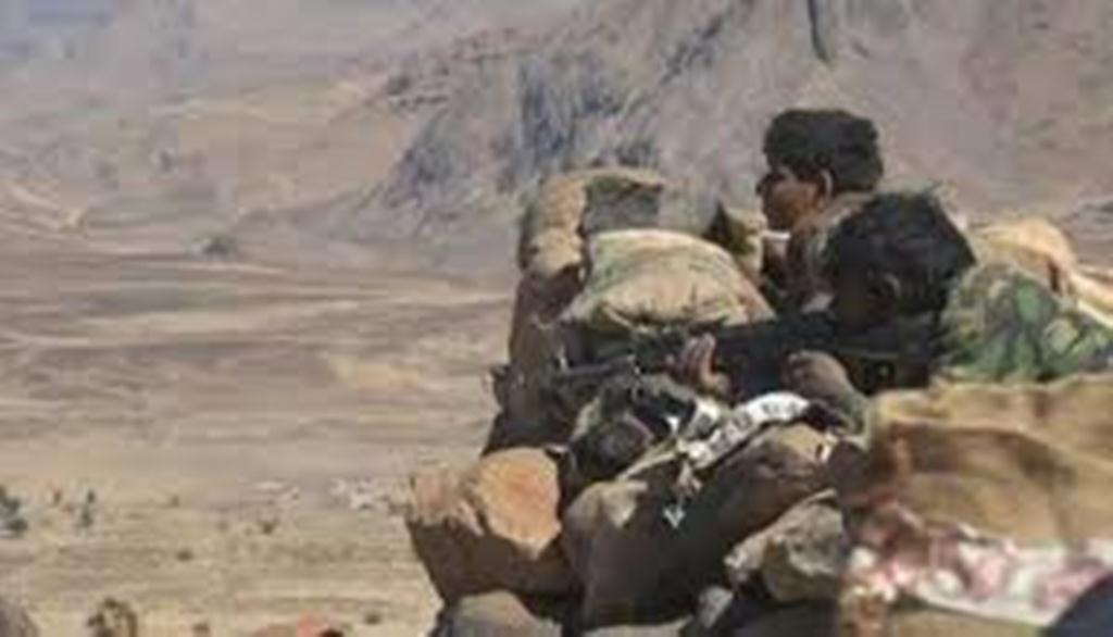 مقتل وإصابة 12 حوثيا إثر هجوم لقوات الجيش الوطني في مقبنة
