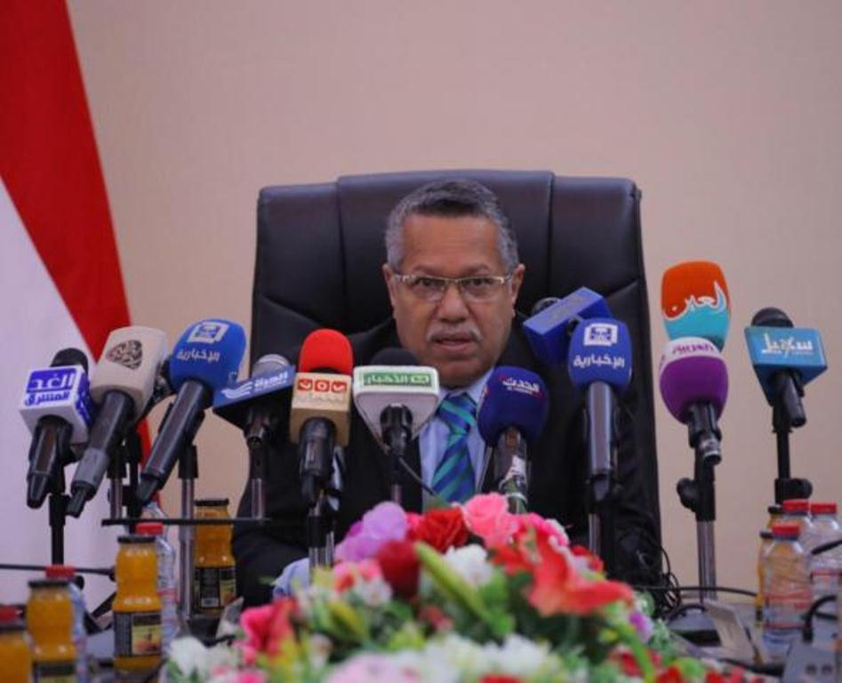 رئيس الحكومة: لن يتحقق الامن والإستقرار في ظل سلطات أمنية متعددة الولاء