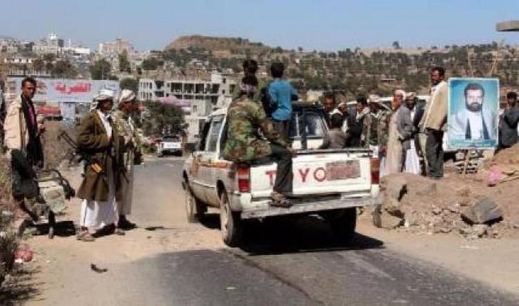 إندلاع اشتباكات مسلحة بين حوثيين وٍِآل الشاكري في محافظة إب