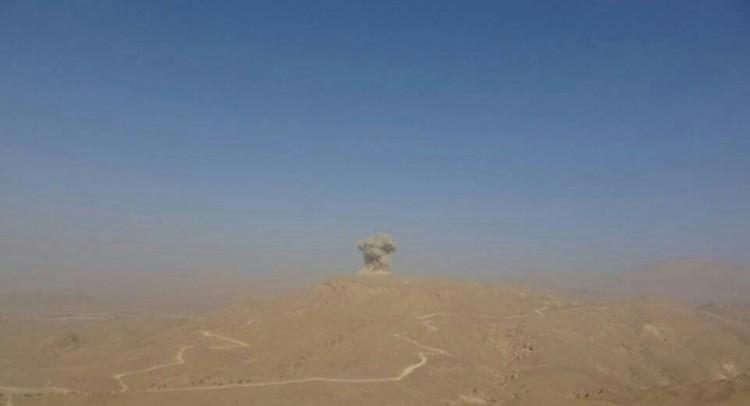 قوات الجيش الوطني تحرر جبل القعيطة في محافظة الجوف