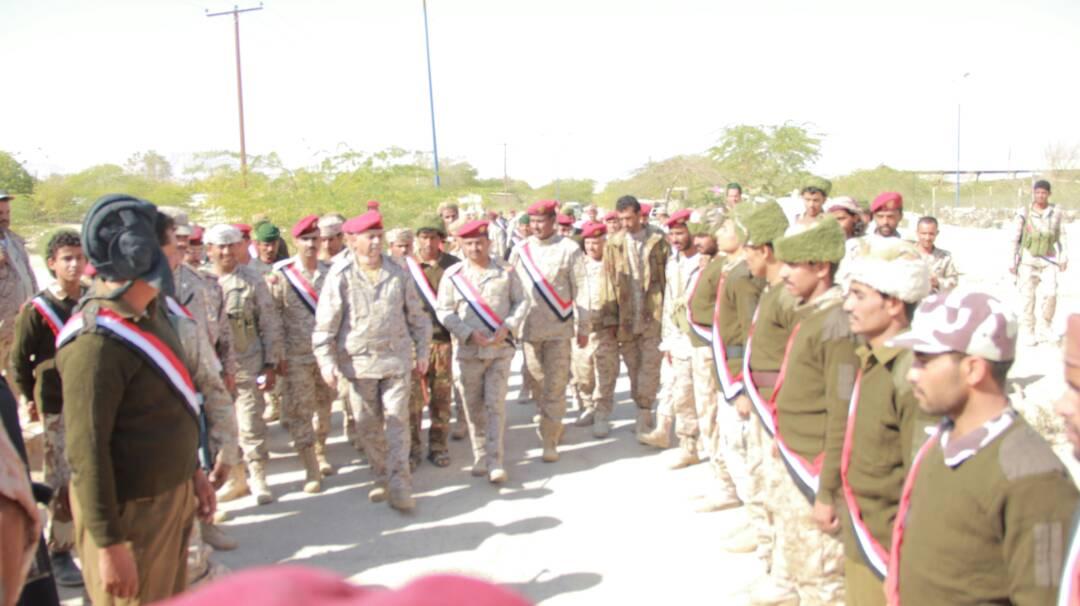قيادة اللواء 37 مدرع تدشن العام التدريبي والإعداد المعنوي