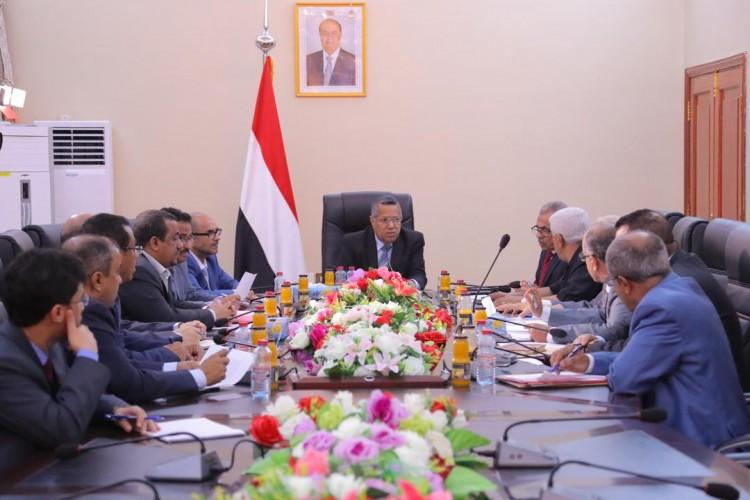 حكومة بن دغر ترفع الصيغة النهائية لموازنة الدولة إلى الرئيس هادي