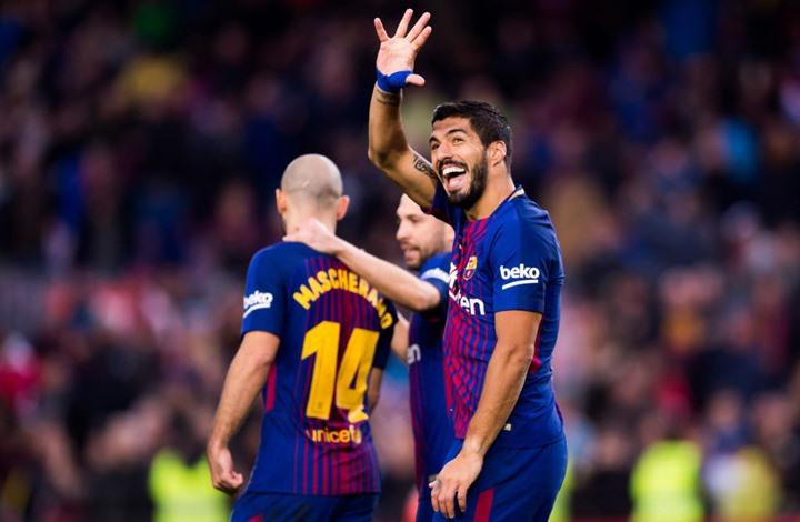 برشلونة يواصل التحليق بالصدارة والريال يسقط مجددا