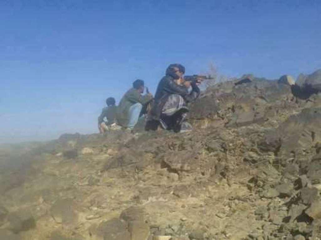 قوات الجيش الوطني تسيطر على مواقع جديدة في محافظة البيضاء