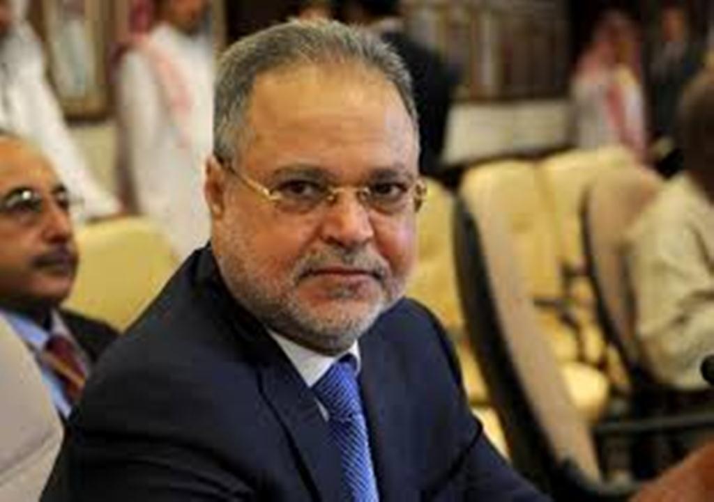 عبدالملك المخلافي يهنئ الرئيس هادي بذكرى ثورة فبراير السابعة