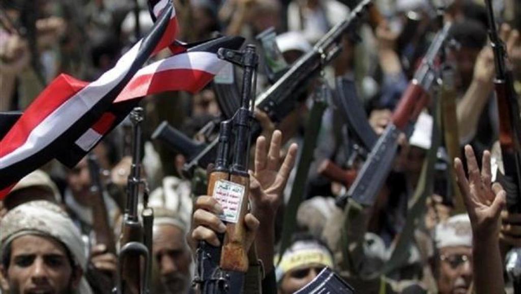 مليشيا الحوثي تنهب عدد من محلات الصرافة شرق تعز