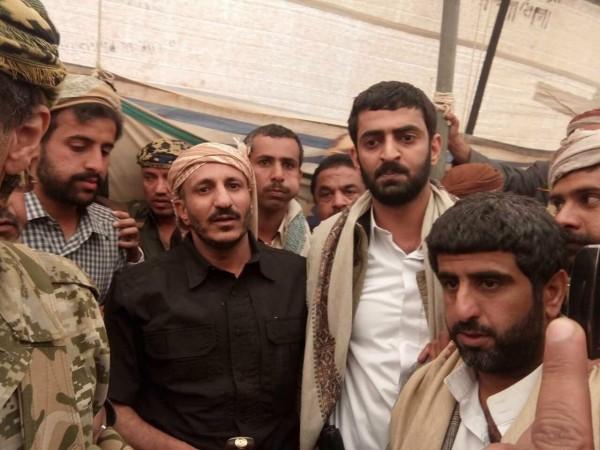 عاجل.. شاهد بالصور والفيديو طارق صالح يظهر اليوم في شبوة