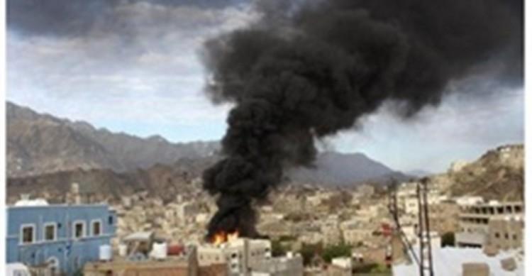 مقتل مواطن في قصف لمليشيا الحوثي على منزل في مديرية ناطع بمحافظة البيضاء
