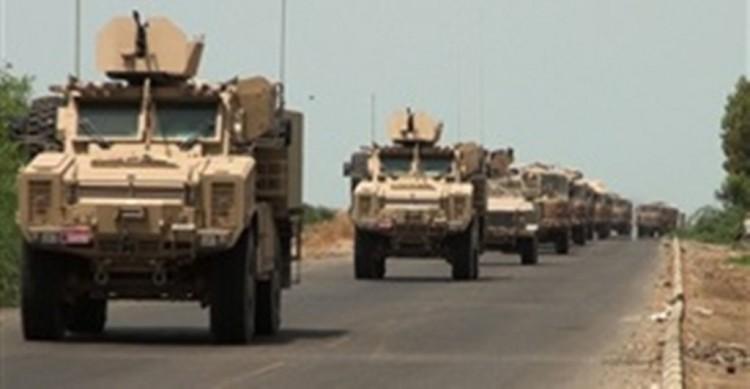 الجيش الوطني يتقدم في محافظة الجوف ويسيطر على جبل شوكان وياسر 15 حوثيا