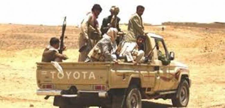 إندلاع مواجهات بين حوثيين ومسلحين قبليين في مديرية عنس بذمار