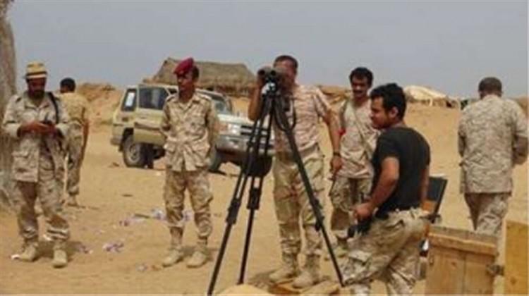 قوات الجيش الوطني تعلن مصرع 117 حوثيا بينهم 4 قيادات ميدانية خلال الأسبوع الماضي في ميدي