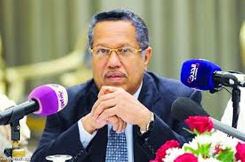 """رئيس الحكومة يرد على """"المجلس الانتقالي"""" بعد إعلانه رفض إنعقاد مجلس النواب اليمني في عدن"""