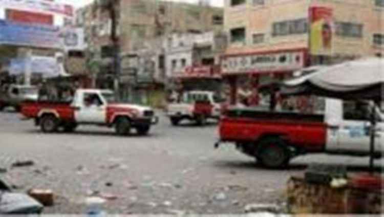 مسلحون مجهولون يغتالون جنديا من قوات الجيش الوطني في تعز