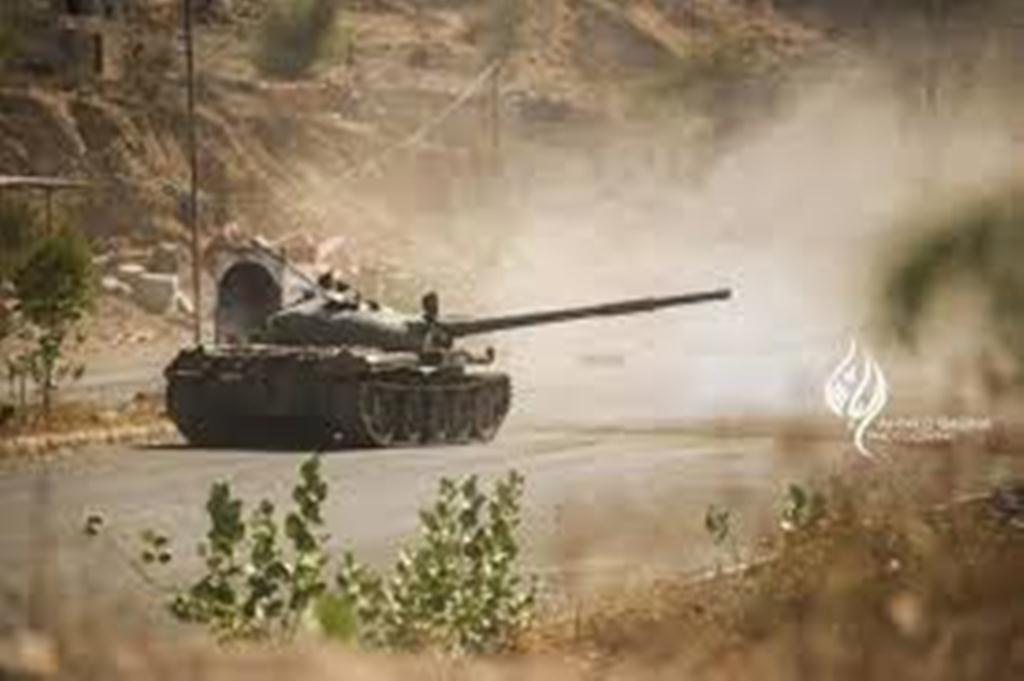 قوات الجيش الوطني تعدّ لمعركة فاصلة في صرواح وفتح جبهة جديدة نحو البيضاء