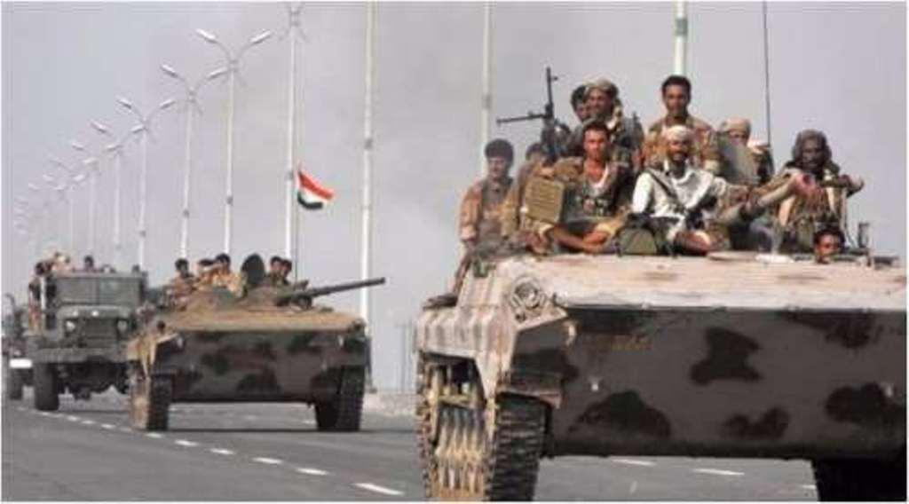 قوات الجيش الوطني تقترب من مركز مديرية كتاف وتحرر مواقع جديدة في صعدة
