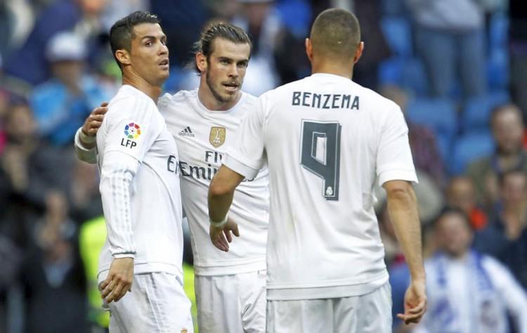 زيدان يعلن تشكيلة ريال مدريد بمشاركة (BBC) امام فالنسيا