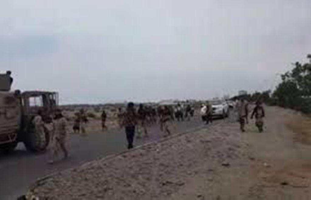 تبادل أسرى بين قوات الحماية الرئاسية وبين المتمردين في عدن