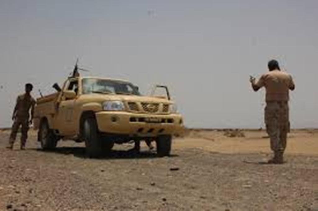 قائد ونقاط الحزام الأمني في أبين يعلنون انضمامهم للشرعية