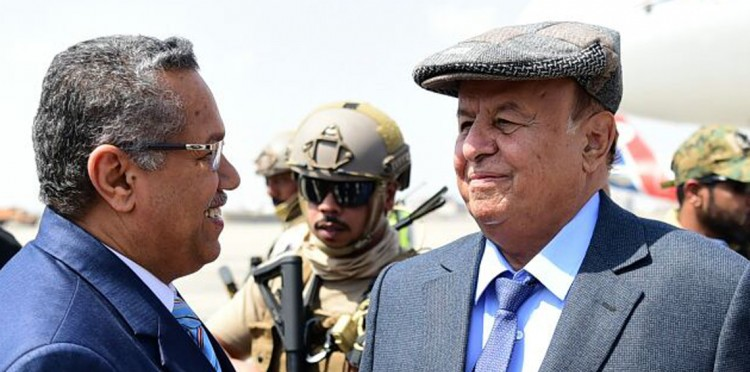 مصدر في الرئاسة اليمنية يكشف حقيقة التعديلات الوزارية في الحكومة الشرعية