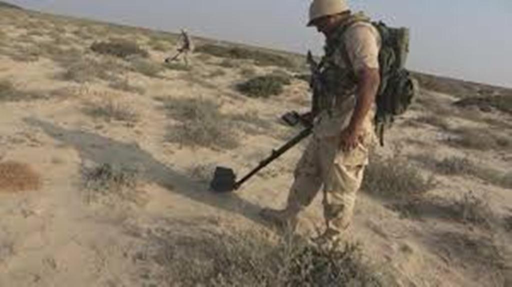 مقتل قائد مقاومة دمت ومرافقه وإصابة جنود أخرين بإنفجار عبوة ناسفة في الضالع